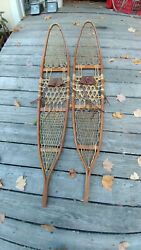 Antique Snowshoes from Norway Maine $149.99