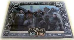 A Song of Ice and Fire: TMG: Stark Attachments #1 PREORDER $28.00
