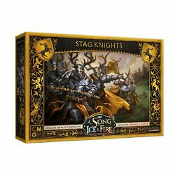 A Song of Ice and Fire: TMG: Stag Knights PREORDER $28.00