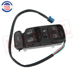 Power Master Window Switch Console For Mercedes Benz W203 C CLASS C320 C230 NEW $17.97