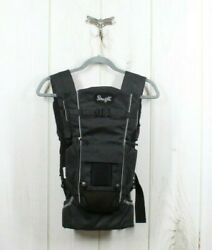 SNUGLI by Evenflo Black Nylon Front and Back Baby Carrier $30.00