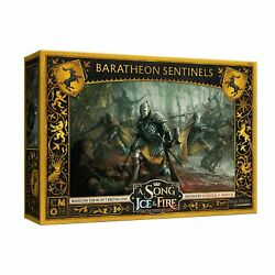 A Song of Ice and Fire: TMG: Baratheon Sentinels PREORDER $28.00