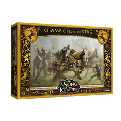 A Song of Ice and Fire: TMG: Champions of the Stag PREORDER $28.00