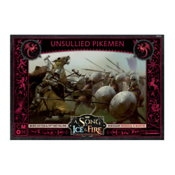 A Song of Ice and Fire: TMG: Unsullied Pikemen PREORDER $28.00