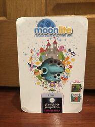 New Moonlite Storytime Projector Starter Pack Goodnight Moon Sago Mini For Phone $8.99