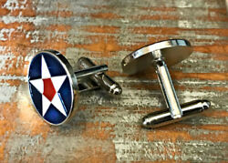 Nauvoo Temple Star Cufflinks LDS Mormon Mens Jewelry Collection $14.95