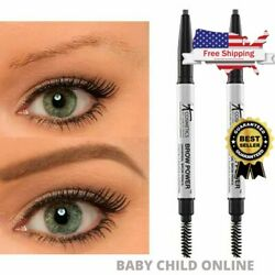 IT Cosmetics Brow Power Full Size Eyebrow Pencil Universal Taupe 0.0056 Oz New $6.99