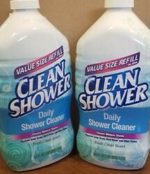 Scrub Free Clean Shower Daily Cleaner Refill 2 60 oz. $31.00