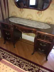 Antique Desk $550.00