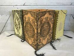 Lot of 3 Urban Outfitters Paper Lamp Hanging Shade Made in Napal $24.99