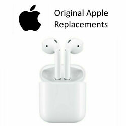 Genuine Apple AirPods Left Right Charging Case All Models CLEAN and AUTHENTIC $43.99