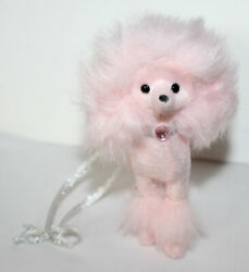 Pink Poodle for Barbie 4.5 inches $40.00
