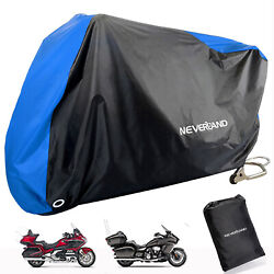 XXXL Motorcycle Bike Cover Outdoor For Honda Goldwing GL1800 1500 1200 1000 1100