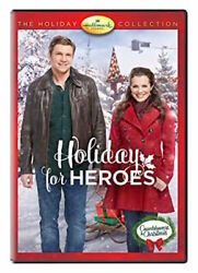HOLIDAY FOR HEROES DVD SINGLE DISC EDITION NEW UNOPENED HALLMARK CHRISTMAS $17.99