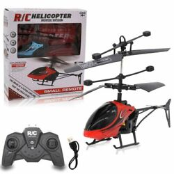 Remote control Mini RC Infrared Induction Toy 2CH Gyro Helicopter Drone Aircraft $19.99