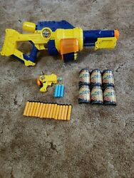 XShot Turbo Fire and XShot Micro with ammo and targets $12.99