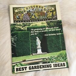 The Diggers Club Best Gardening Ideas 21st Birthday Compost Organic Zone Maps AU $16.44