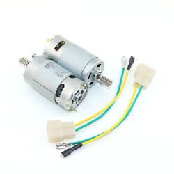 Powerful High Speed RS570 12V DC 35000 Rpm Motor Traxxas RC for Power Wheels Toy $28.89