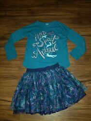 GYMBOREE GIRLS 7 8 OUTFIT $14.99
