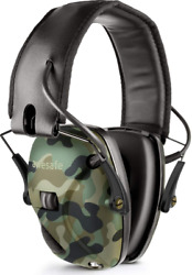 Electronic Noise Cancelling Ear Muffs Shooting Protection Sound Block Headphones $46.89