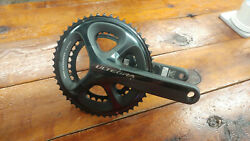 Shimano Ultegra FC 6800 Crankset with Stages Power Meter 11 speed 50 34 170m $500.00