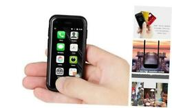 Mini SmartphoneChild Phone SOYES The World#x27;s Smallest Cell Phone 2.5 Inch Andr $128.83