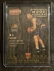 🔥Devin Booker Panini Threads RC Wood Rookies 2015 2016 🔥 $30.00