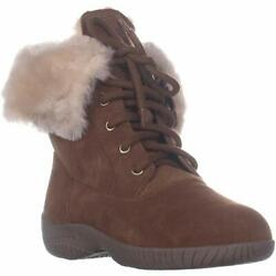 Style amp; Co. Womens Boots in Brown Color Size 7 GIN $35.76