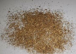 1 2 POUND Rich Unsearched Gold Paydirt Garnet Sands Gold Panning Concentrates $27.49