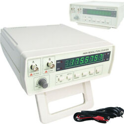 VC3165 Radio Frequency Counter RF Meter 0.01Hz 2.4GHz Tester Cymometer $75.99