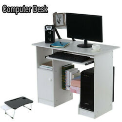 Home Desktop Computer Desk With lockers Home Small Desk Dormitory Study Table $58.79