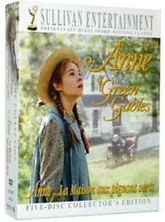 Anne of Green Gables The Collection DVD 2008 5 Disc Set 20th Anniversary $27.99