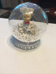 Fat chef kitchen decor Snow Glow Custom Made One Of A Kind Free Shipping $16.00
