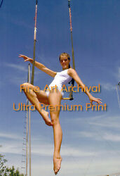 Young BROOKE SHIELDS Circus of the Stars ** Hi Res ARCHIVAL Photo Print 8.5x11 $19.75