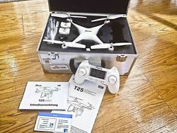 Potensic T25 Drone 1080P HD Camera RC Quadcopter FPV GPS Drones with Carry Case $98.00