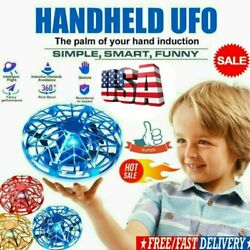 Mini Drone Quad Induction Levitation UFO Flying Toy Hand controlled Kids Gift US $12.99