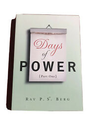 Days Of Power Part One $7.99