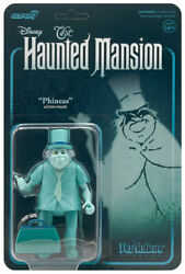Phineas Disney The Haunted Mansion Super 7 ReAction Action Figure New $18.99