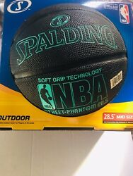 Spalding Basketball Elevation 28.5quot; NBA Official Mid Size Indoor Outdoor Ages 9 $19.90