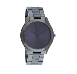 Michael Kors Unisex Blue Runway Watch