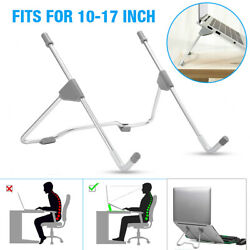 Adjustable Portable Foldable Notebook Table Stand Tray Lazy Laptop Computer Desk $7.99