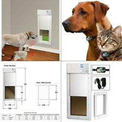 12 in. x 16 in. power pet large electronic fully automatic dog and cat electri $482.99