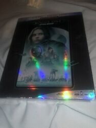 Rogue One: A Star Wars Story Blu ray dvd digital Brand New $18.99