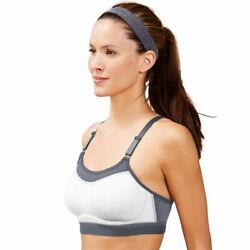 Champion Bra The Show Off High Impact Wire Free Sports Bra 1666 XL New with Tags $19.95