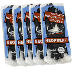 Memphis Gloves 5435S 30 mil Chemical Resistant Glove Small 5 Pk $11.70