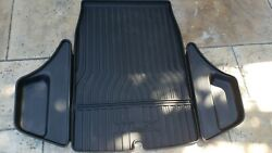 2015 to 2020 Acura TLX Cargo Tray Rear Trunk Floor plastic liner Mat Cover OEM $95.00