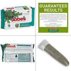 4 lb. evergreen tree fertilizer spikes 15 pack $12.99