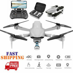 Professional Drones GPS 5G WiFi FPV with 4K 1080P HD Wide Angle Camera Foldab $109.59