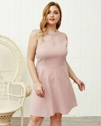 Evening Plus Size Women#x27;s Sundress Heavy Women Beach Casual Long Dress Dresses $22.52