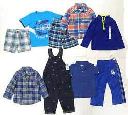 Carters Baby Boys 9 Piece Clothing Set New with Tags $17.99